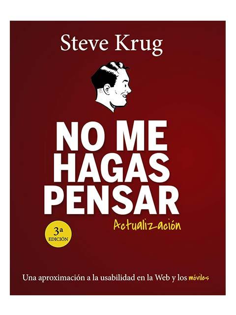 Stefen Krug Libro portada